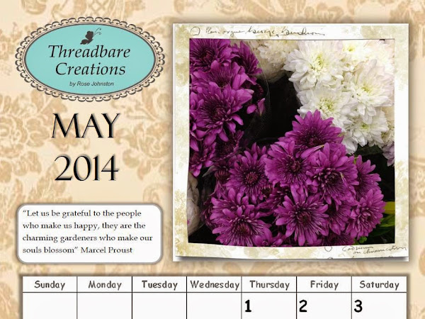 Free May Calendar