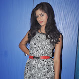 Ruby Parihar Photos in Short Dress at Premalo ABC Movie Audio Launch Function 1