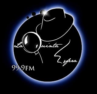 Programa de radio de misterio e investigación La Quinta Esfera.