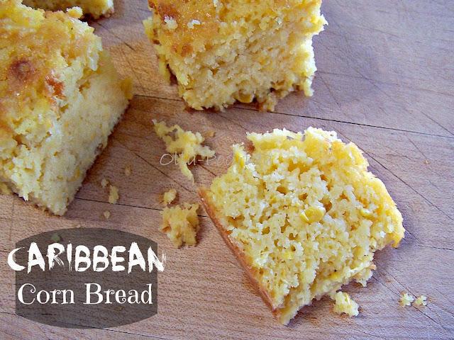 caribbean corn bread
