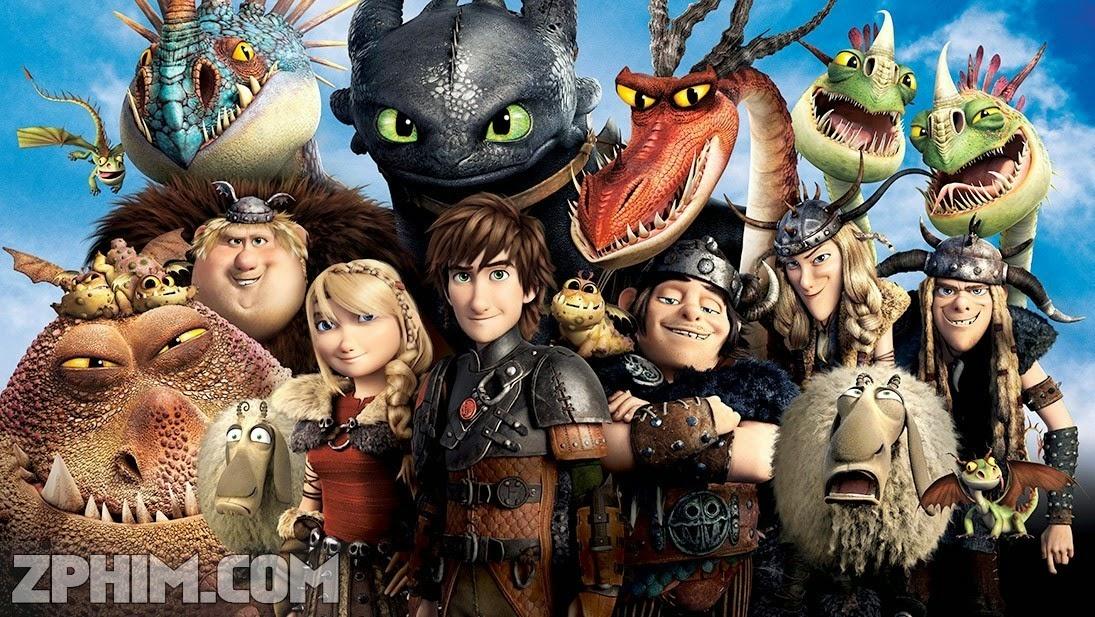 Ảnh trong phim Bí Kíp Luyện Rồng 2 - How to Train Your Dragon 2 1