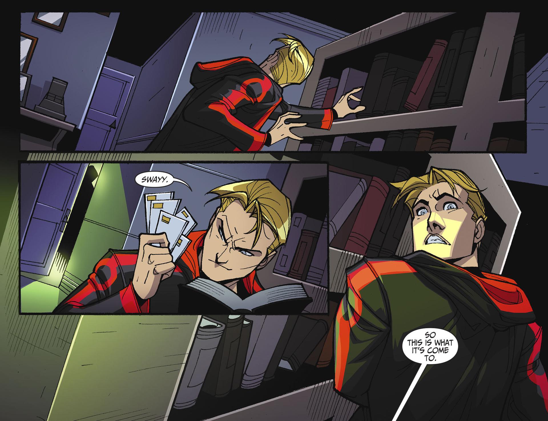 Batman Beyond 2.0 #17 #24 - English 14