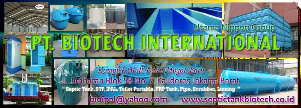 SepticTank Biotech / Septic Tank Bio / STP Biotech / Bio septic tank / Septic tank