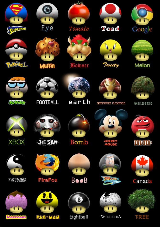 Imagenes de Mario
