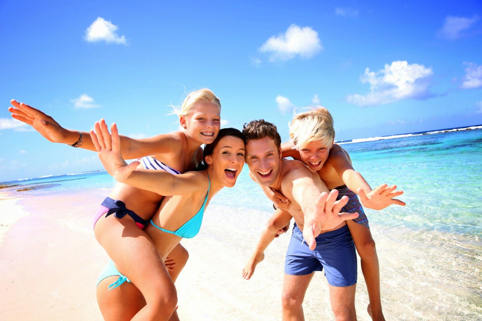 Abril Ideas para sus vacaciones