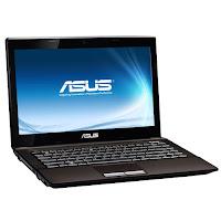 Asus K43TA laptop
