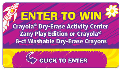Crayola sweepstakes