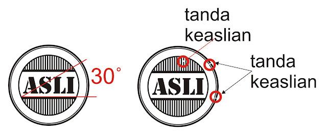 Contoh Logo Stempel