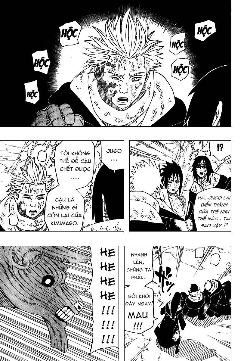 Naruto chap 414 Trang 3 - Mangak.info