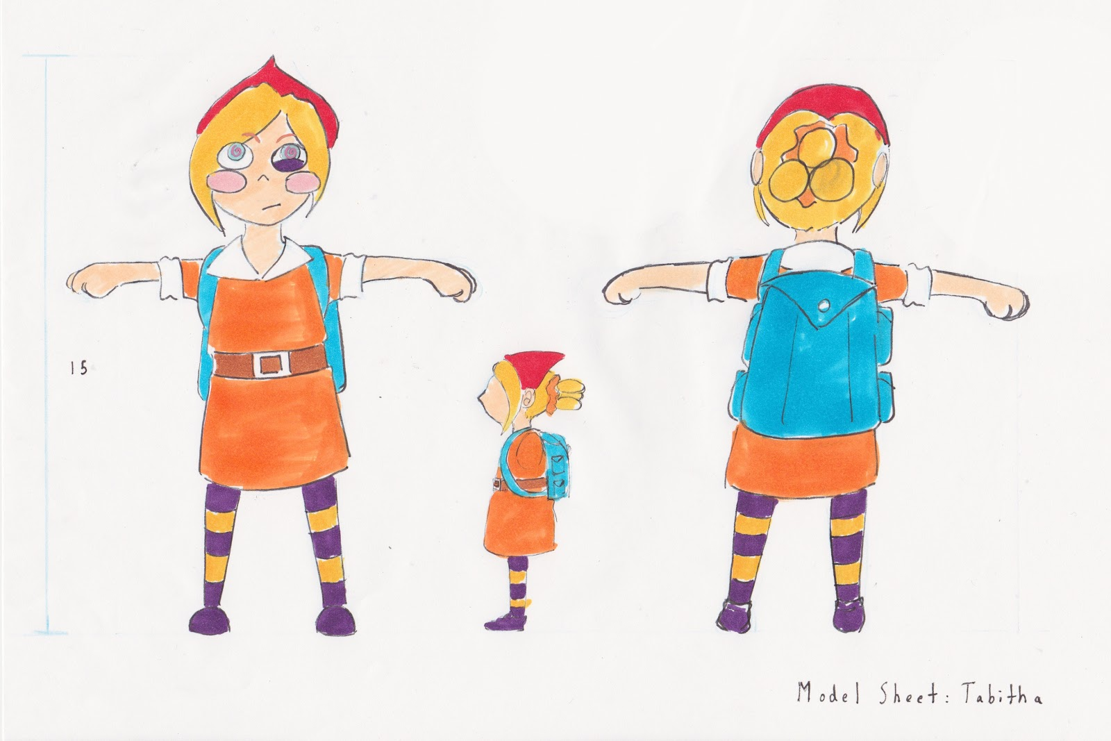Whola\'s Animation Studio Practice: February 2014
