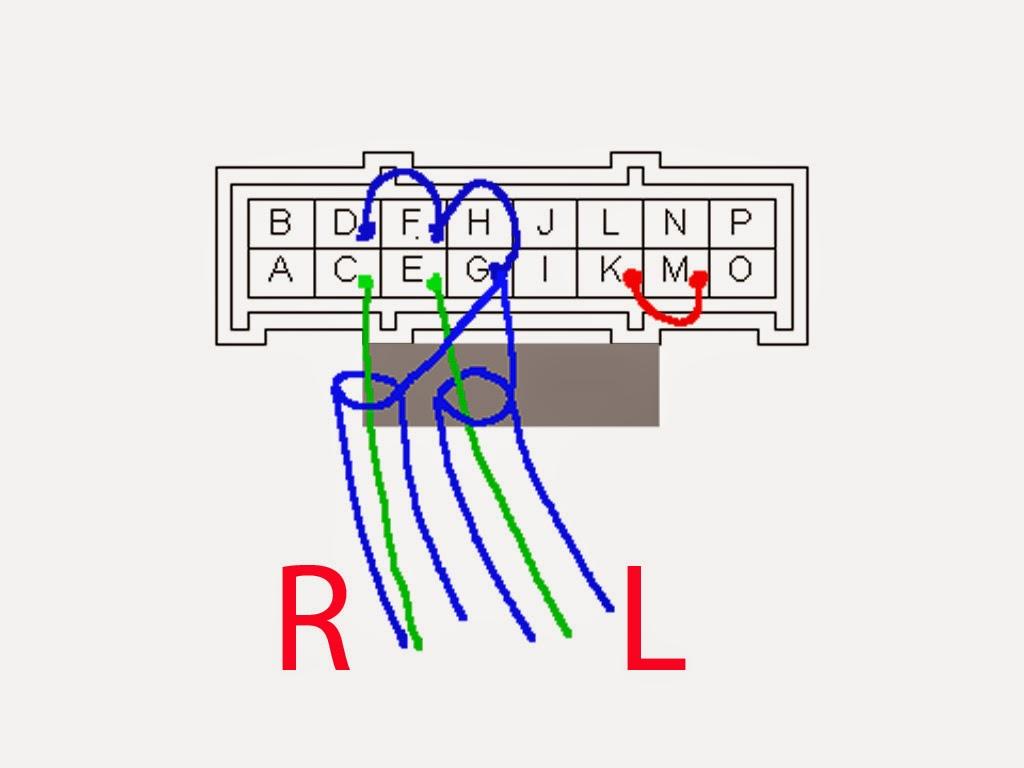 Как подключить штатную магнитолу мазда 3