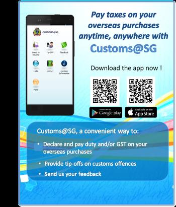 Gst singapore online shopping