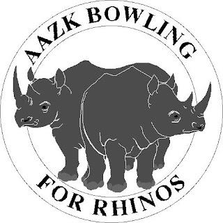 Bowling for Rhinos BFR logo