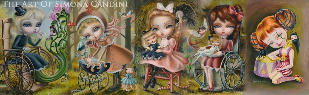 Simona Candini Art   -News-
