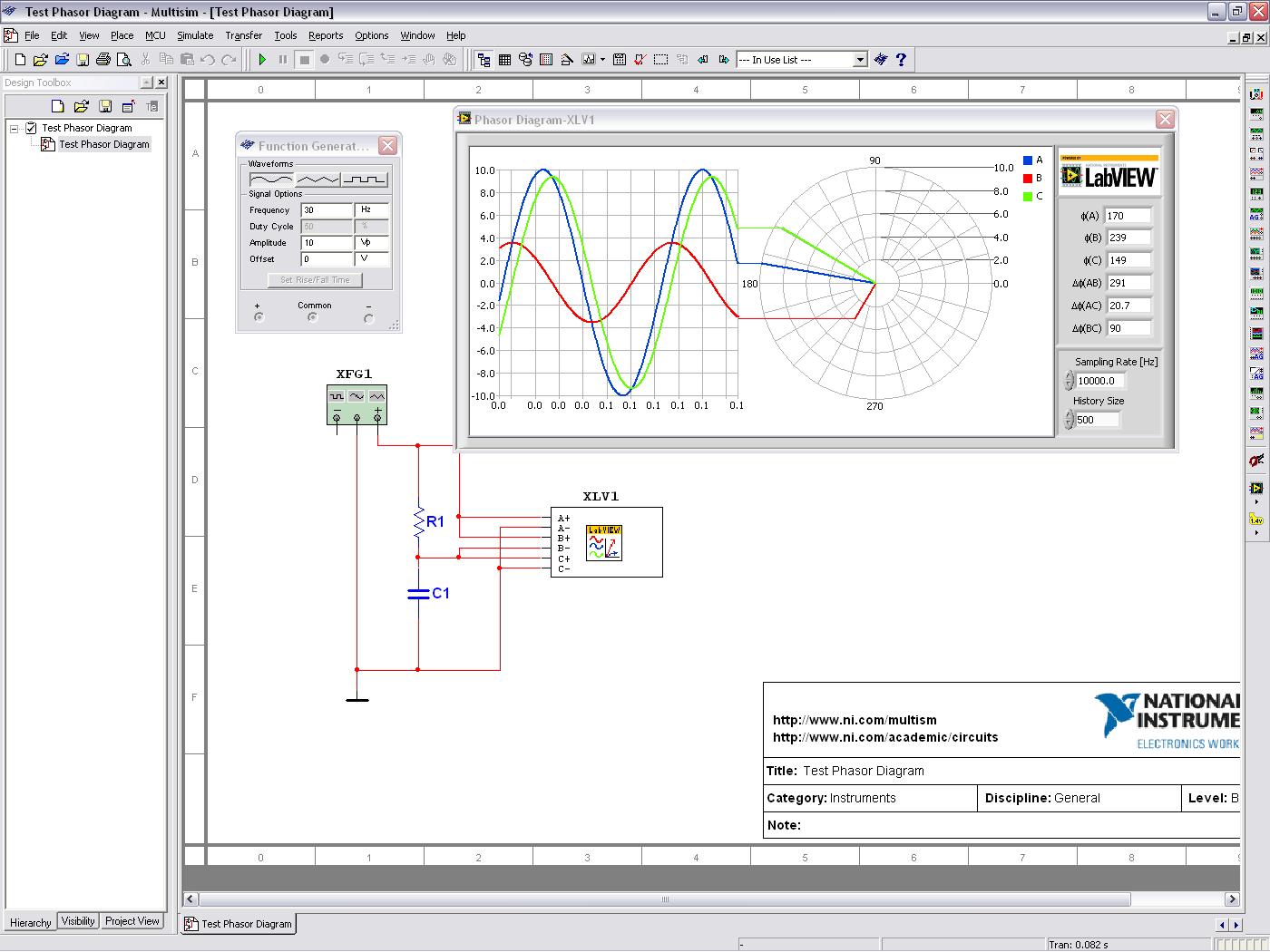 NI Circuit Design Suite 11.0 Full Version (MultiSim) ~ Low Spec ...