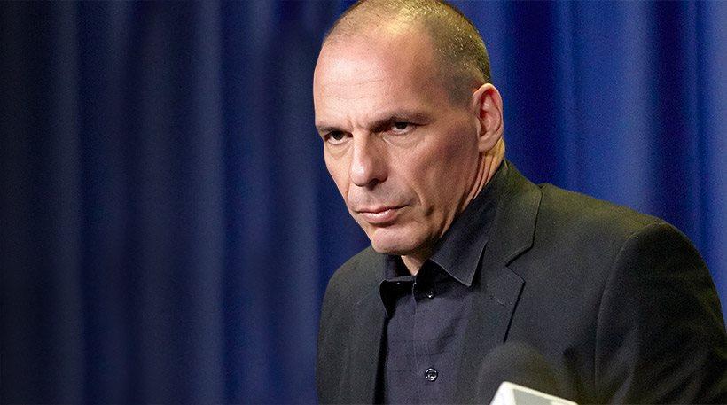 ΕΠΙΒΕΒΑΙΩΣΗ 24ωρου: Παραιτήθηκε ο Γιάννης Βαρουφάκης