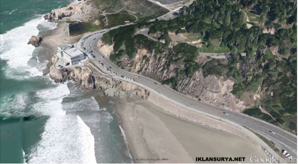 Google Earth 3D untuk Android