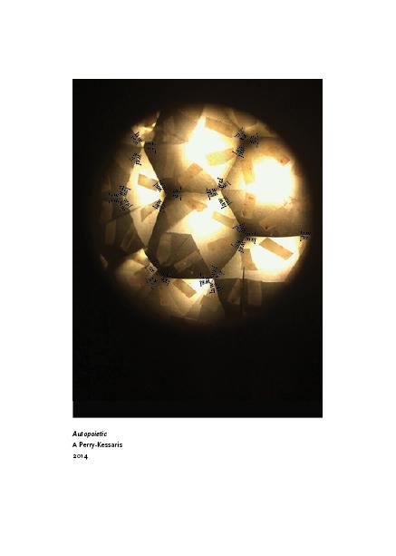 Autopoietic #apkLAWdesigns (c) Amanda Perry-Kessaris, 2014