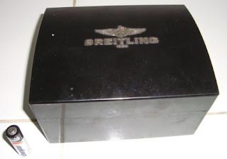 Kotak Orisinal Jam Breitling