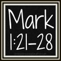 Link to: Mark Series - all posts for Mark 1:21-28