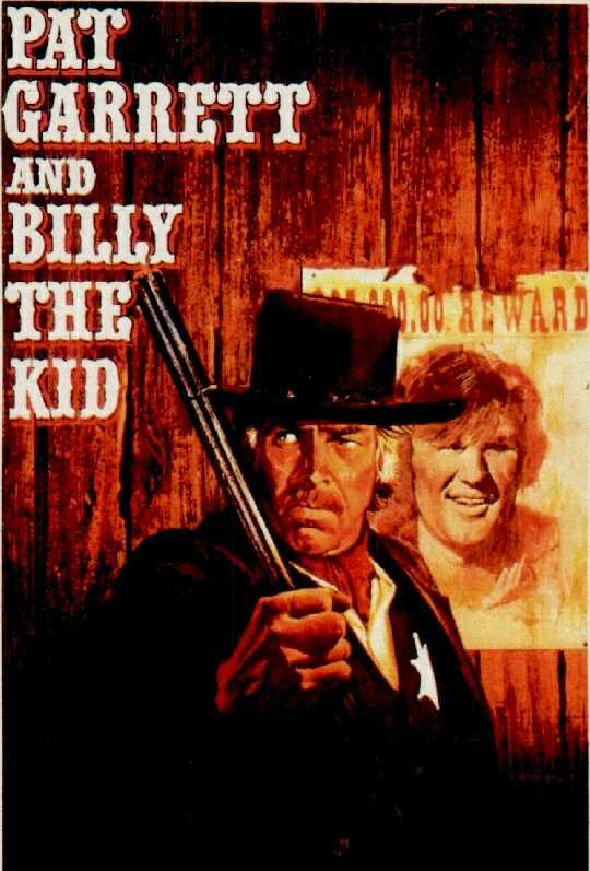 Pat Garrett et Billy le Kid Streaming
