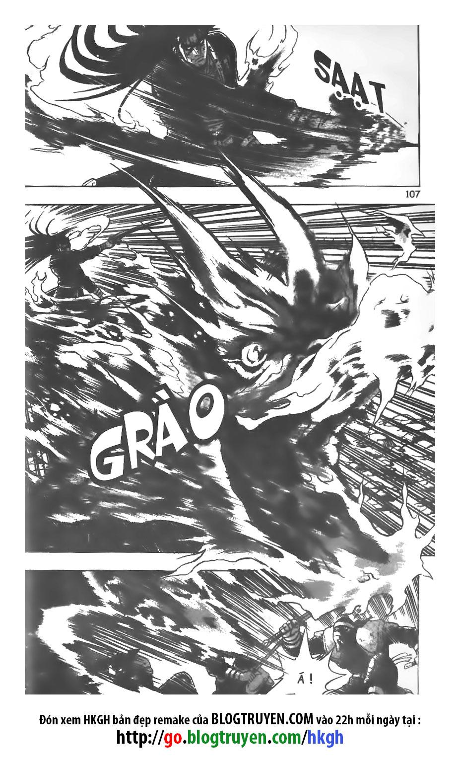 Hiệp Khách Giang Hồ - Hiệp Khách Giang Hồ Chap 261 - Pic 9