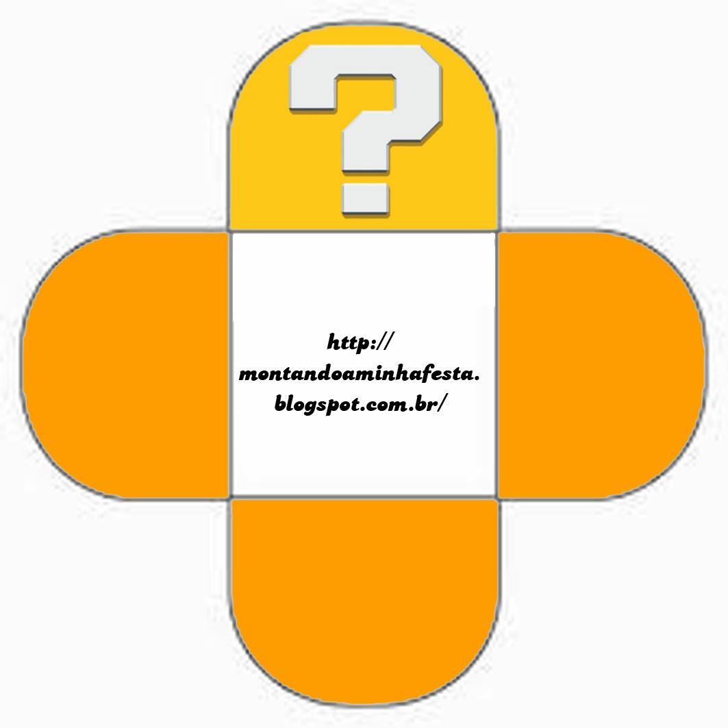 Cajas de Super Mario Bros para Imprimir Gratis. | Ideas y ...