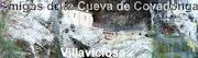 Los Amigos de la cueva de Covadonga, Villaviciosa