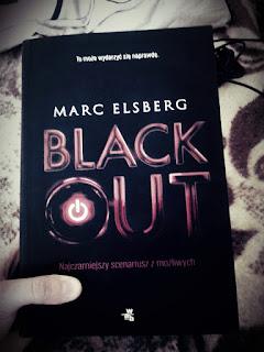Blackout, książka, recenzja, Marc Elsberg