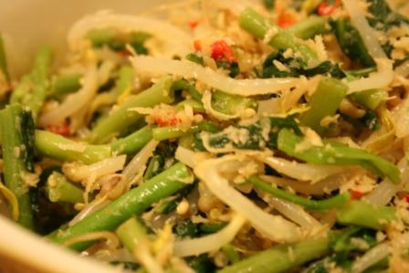 Resep Cara Membuat Urap Sayuran Asli Indonesia