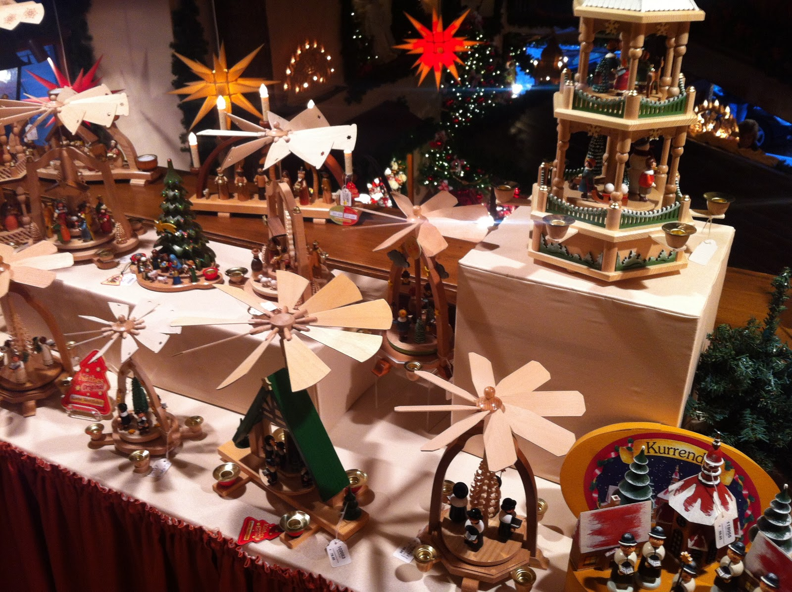 Clock Christmas Decorations