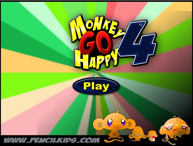 play monkey go happy 4