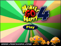 Game Monkey Go Happy 4 Walkthrough