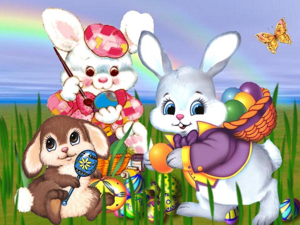 5 most beautiful easter desktop wallpapers cool christian wallpapers - Cloches de paques ...