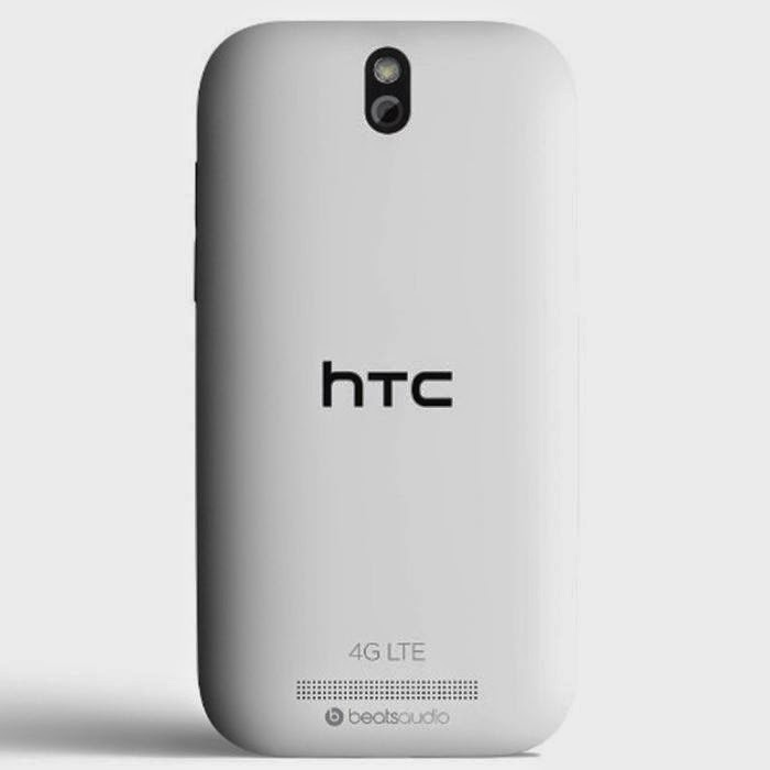 HTC One SV 4G Blanc Smartphone 4.3 Pouces