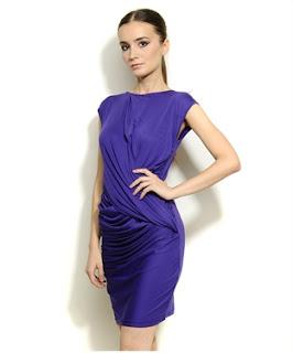 draped dress giveaway