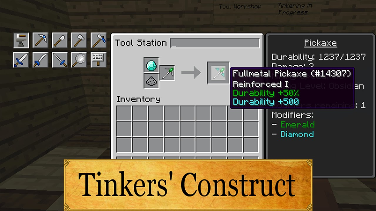 Tinkers' Construct 1.7.10