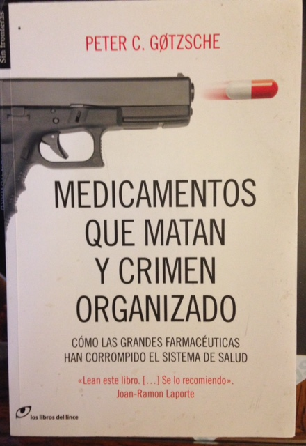 Medicamento que matan y crimen organizado.