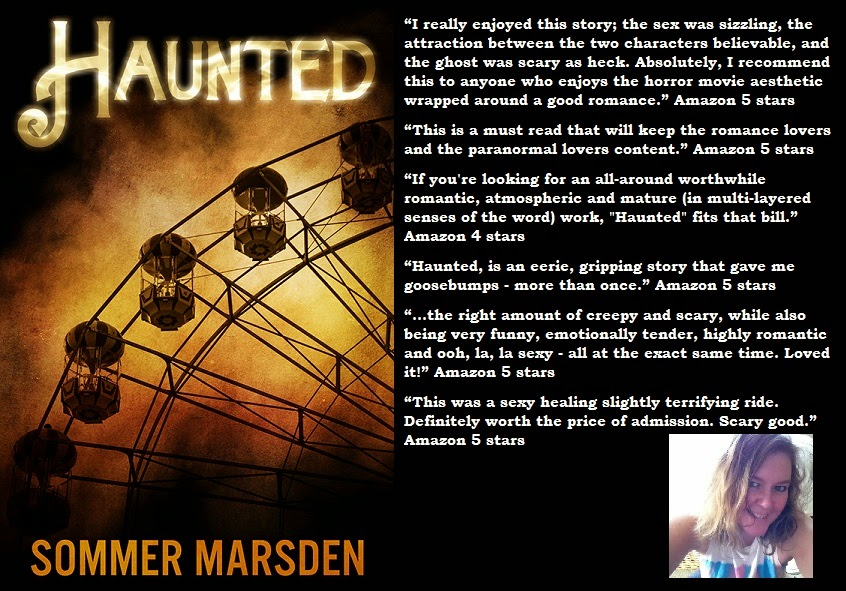 Praise for Haunted