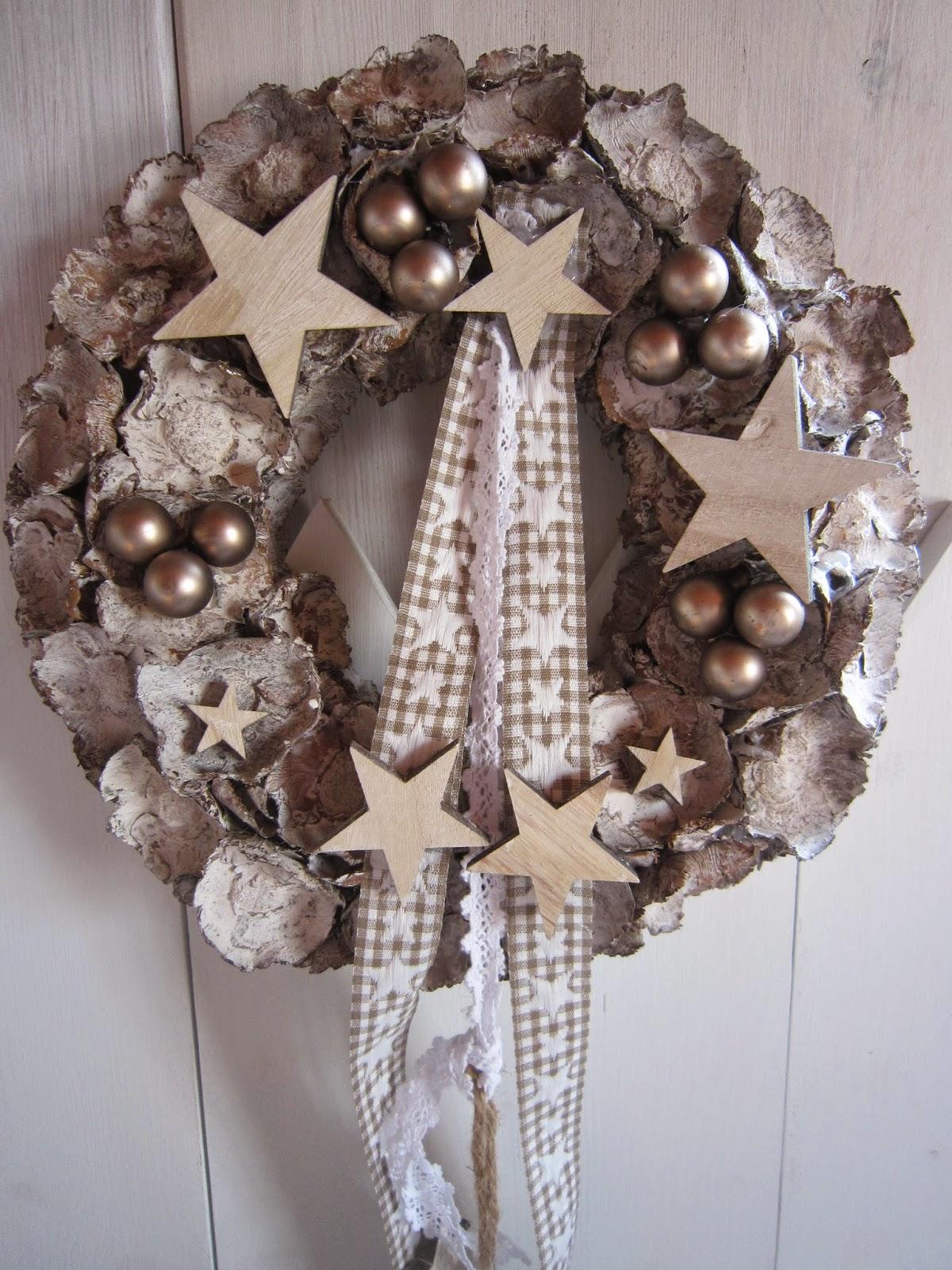 Türkränze deko freuden weihnachtliche türkränze