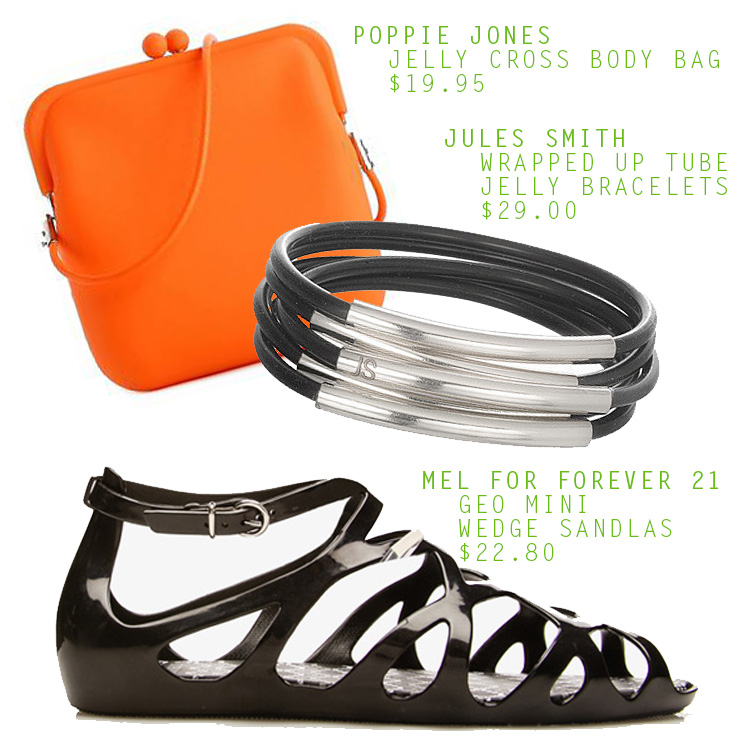 Jammin' for jellies @Forever21 @julessmithjewel and @DSWShoeLovers! featured on shopalicious.com