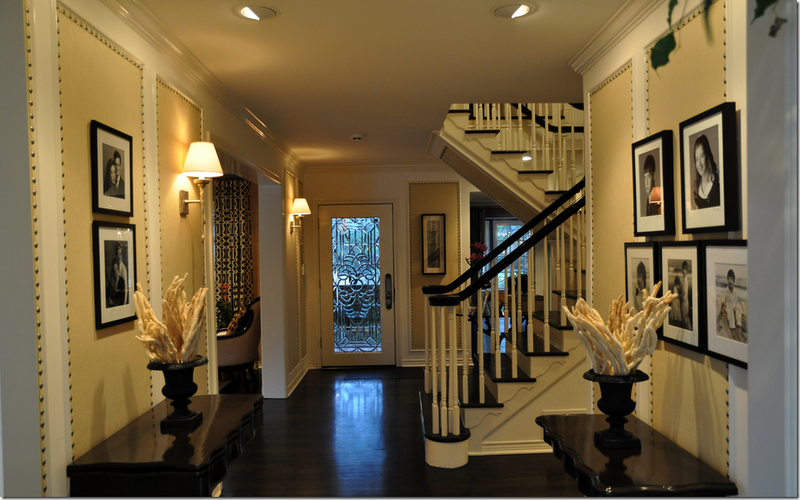 Grand Foyer Ideas : Fun finds interior design create a great first
