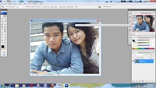 Cara merubah foto menjadi lukisan dengan photoshop