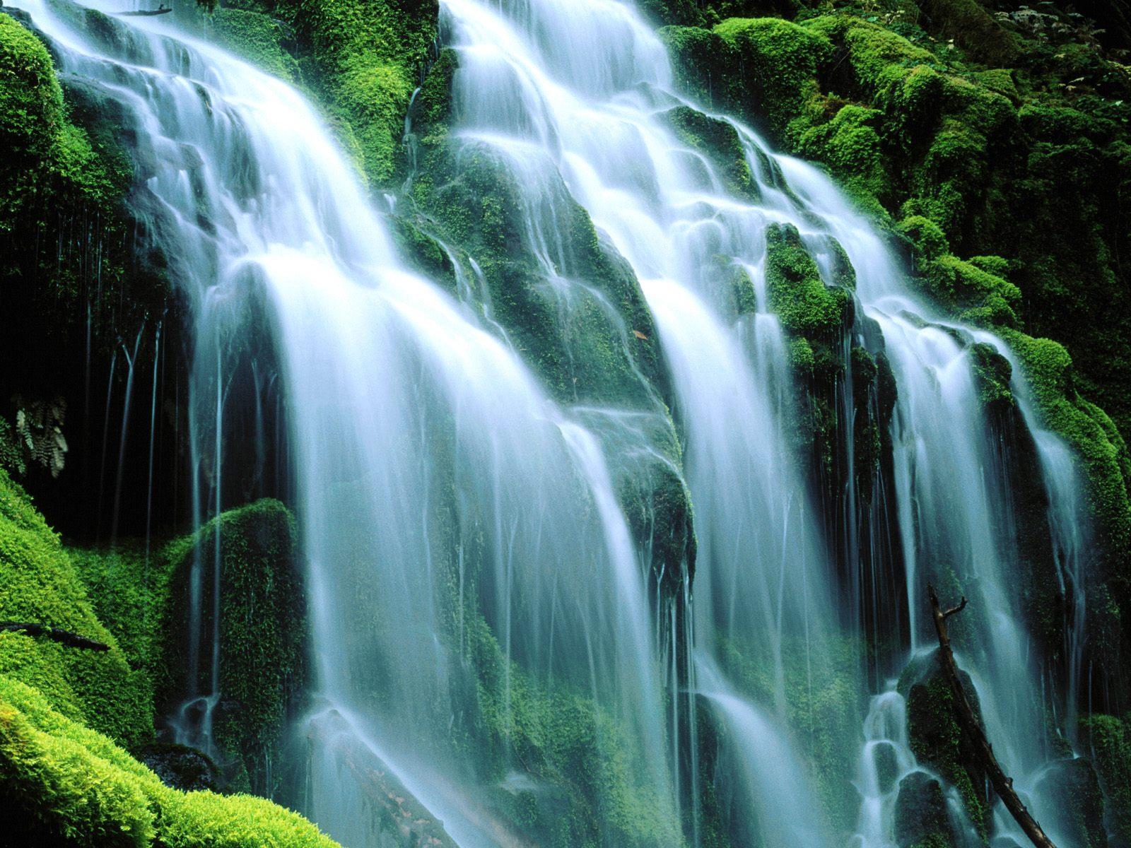 hd widescreen wallpapers new desktop waterfall wallpapers