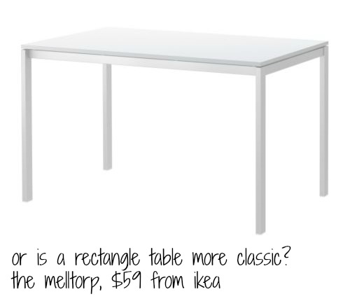 islay street style round or rectangle dining table with bench. Black Bedroom Furniture Sets. Home Design Ideas