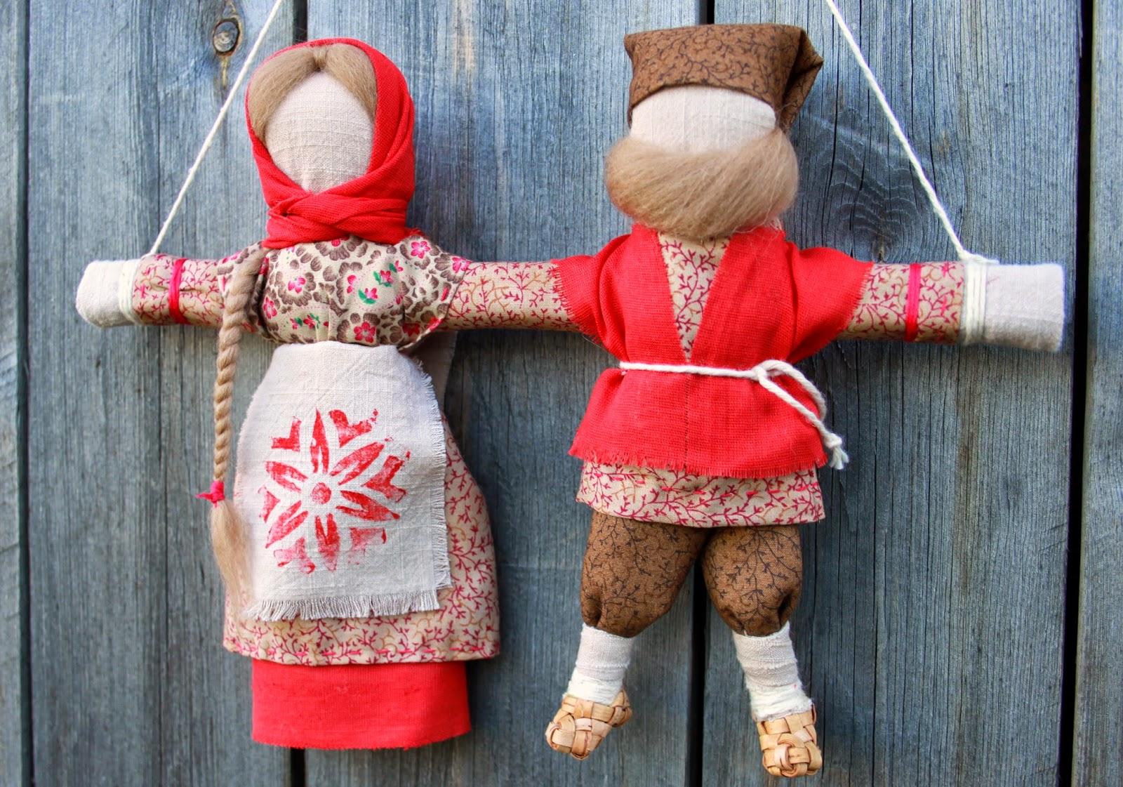 Куклы закрутки обереги своими руками