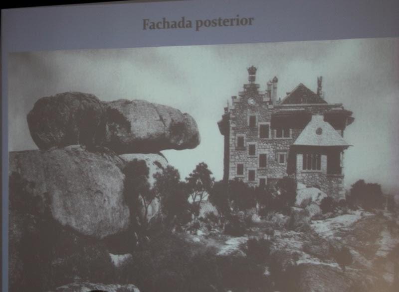 Cosas de hoyo los claroscuros del palacio de canto del pico y del conde de las almenas - Casa de franco torrelodones ...