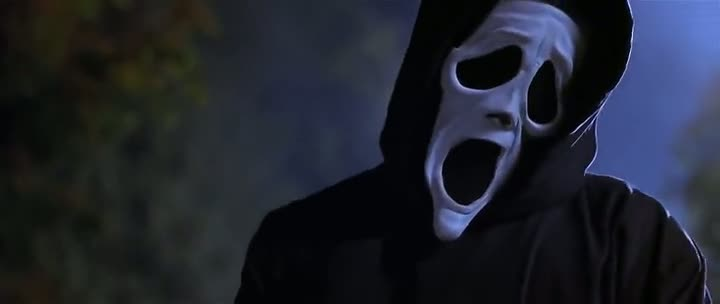 Screen Shot Of Scary Movie (2000) Dual Audio Movie 300MB small Size PC Movie
