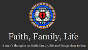 Faith Family Life Widget