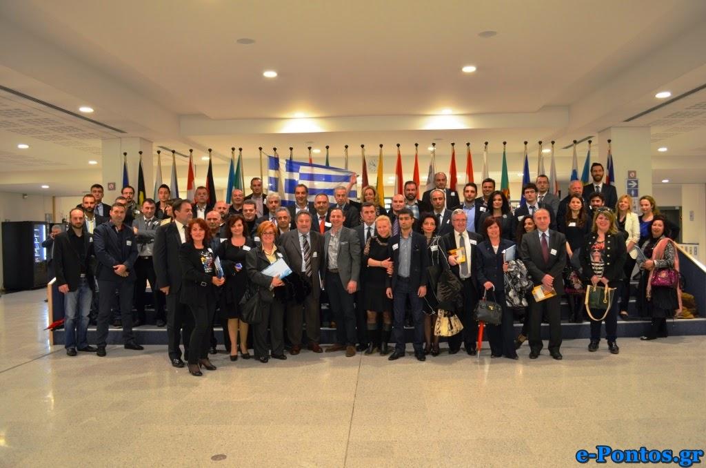 Το ζήτημα της Αγίας Σοφίας Τραπεζούντας, ήταν η αιχμή του δόρατος για τα Ποντιακά ζητήματα στο Ευρωπαϊκό Κοινοβούλιο